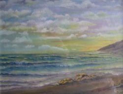 LG 0134 - Marina al tramonto