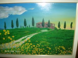 LG 0014 - Paesaggio di Toscana