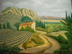 LG 0007 - Paesaggio romagnolo