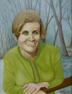 LG 0104 - Ritratto di Maria Bruna