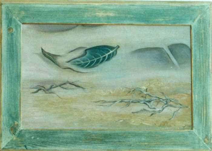 Vendita quadro impronte sulla spiaggia grazia calabrò