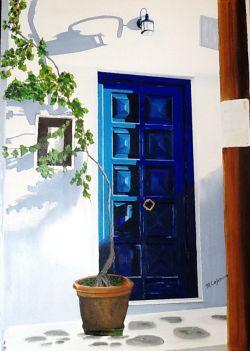 La porta greca