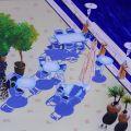 Ristorante a bordo mare (Cannes)