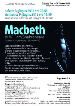 Macbeth now