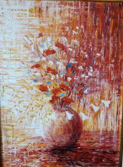 Vaso fiori di campo