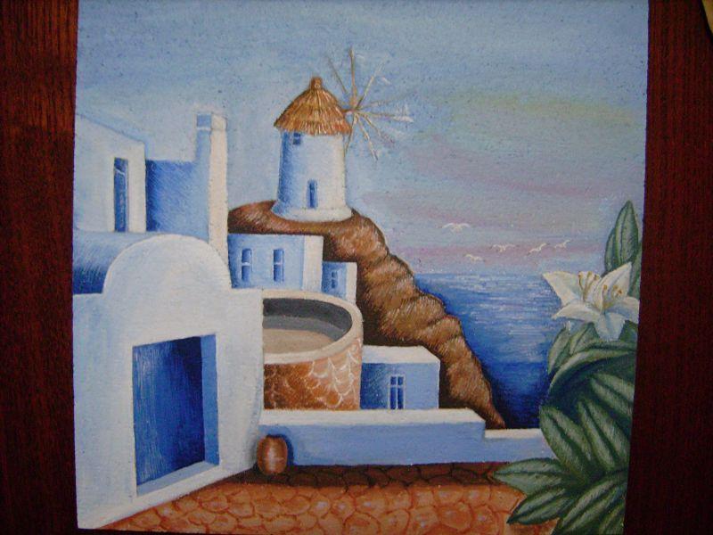 Grecia Opera D Arte Di Nini