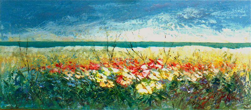 Piero arcieri for Immagini di fiori dipinti