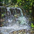 small waterfalls_50 cm x 40 cm
