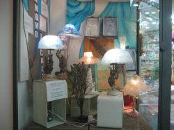 Serie  lampade artistiche