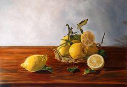 Limoni sulla cassapanca