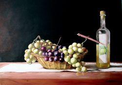 Uva e limoncello