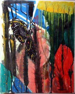 TORMENTO DELL'ANIMO  (anno 2008)