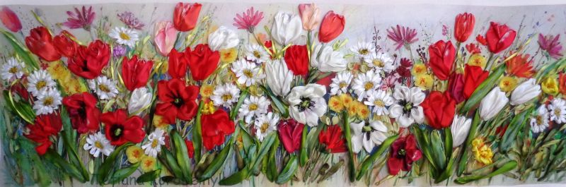 Stunning Quadri Con Tulipani Gallery - Skilifts.us - skilifts.us