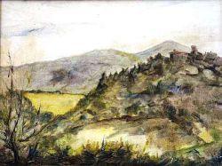 In Emilia Romagna - Paesaggio di Medelana - 1958