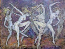 ''La danza prima del Dopo ...... ''  2006