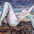 Nudo sulla riva - 2006