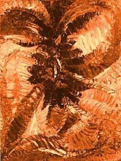 Orchidèes Noir - 1958 -
