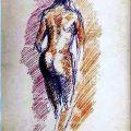 studio di un Nudo
