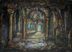 luce nella cattedrale