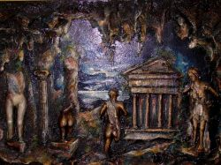 notte al tempio