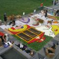 Infiorata a San Francisco-California-