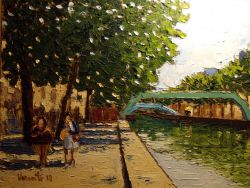 Paris-Canal Saint Martin 2