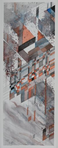Abstract geometric2