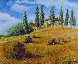 Le colline toscane