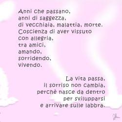 Anzianità - poesia