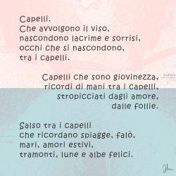 Capelli  - poesia
