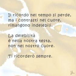 Delebilità - poesia