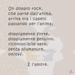 Doppio Rock - poesia