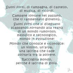 Suoni Forti - poesia