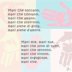 Tabellina - Collage poetico descrittivo. Sonetto mancato.