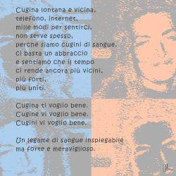 cugina - poesia