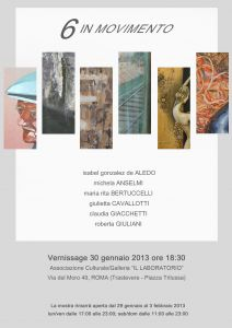 6 in mostra