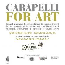 Carapelli for art