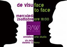 De visu - face to face