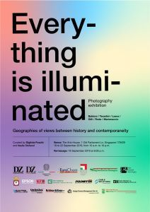Everything is illuminated. geographies of views between history and contemporaneity