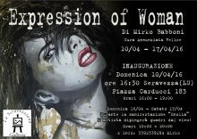 Expression of woman