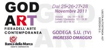 Fiera d'arte  contemporanea god art