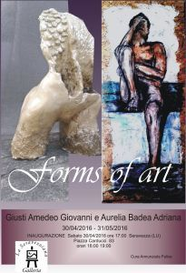 Forms of art