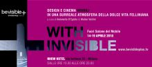 Fuori salone del mobile -sogno+creativita'= bevisible with invisible