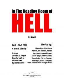 In the reading room of hell  organizzato da novel