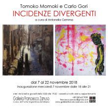 Incidenze divergenti - tomoko momoki e carlo gori