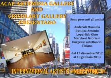 International artists in new york