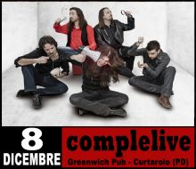 Maieutica 5° complelive @ greenwich pub (pd)