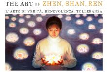 "Mostra ""the art of zhen, shan, ren"" a montagnana"