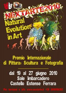 Nextarte2010 - natural evolution in art