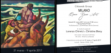Opent your art – lorenzo chinnici & christine bleny